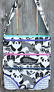 Dot Dot Dash Bag Pattern *