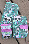 Greenbacks Wallet Trio Pattern *