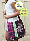 Mary Beth Messenger Bag Pattern *