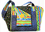 Beautiful & Bold Placemat Tote Pattern