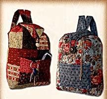 My Favorite Backpack Pattern By Turkey Track Designs