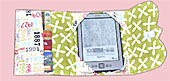 E-Reader Cubby Pattern