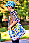 About A Boy Messenger Bag Pattern *