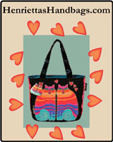 Henrietta's Handbags - Divine Bags for the Diva in You!