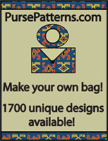 Purse Patterns - Browse over 1700 purse patterns!
