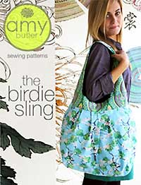 The Birdie Sling Bag Pattern by Amy Butler