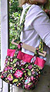 Cheryl's Bag Pattern with Handles (Cross Town Carry)