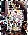 Spool Tote - Kimies Quilts Tote Pattern