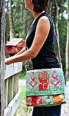 At Home Messenger Tote Pattern