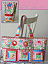 Poppies For You Tote Pattern