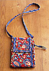 Mini-Purse - Rotary Cut Border Bag Pattern