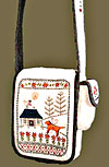 Daisy Cottage Bag Pattern *