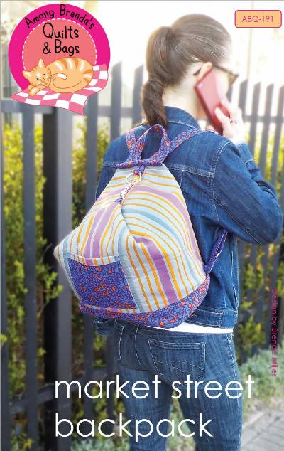 Market Street Backpack Pattern - Click Image to Close
