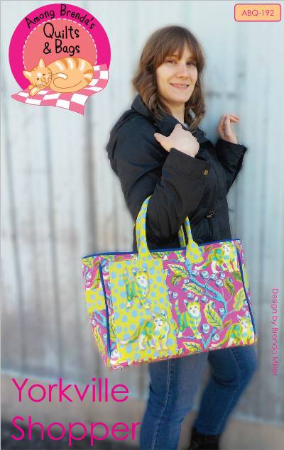 Yorkville Shopper Pattern - Click Image to Close