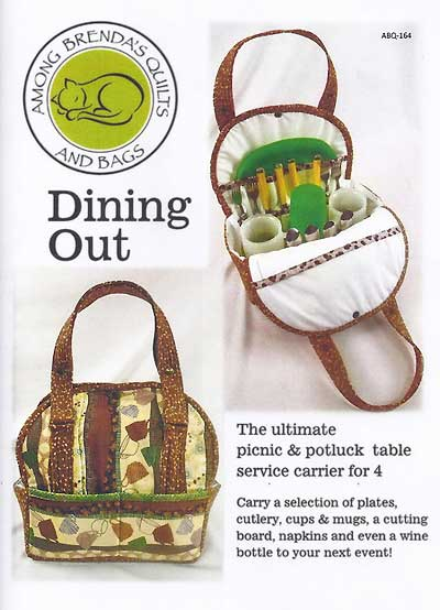 Dining Out Carrier Pattern - Click Image to Close