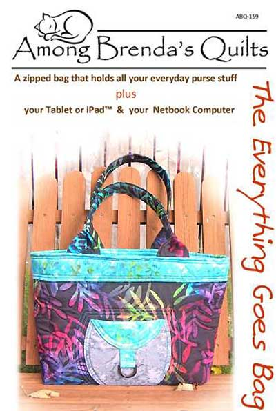 The Everything Goes Bag Pattern - Click Image to Close
