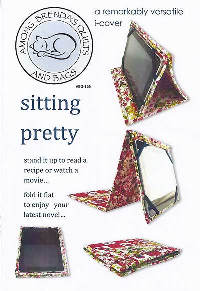 Sitting Pretty I-Cover Pattern - Click Image to Close