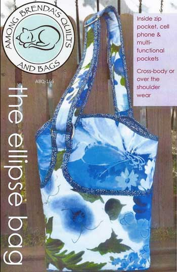 The Ellipse Bag Pattern - Click Image to Close