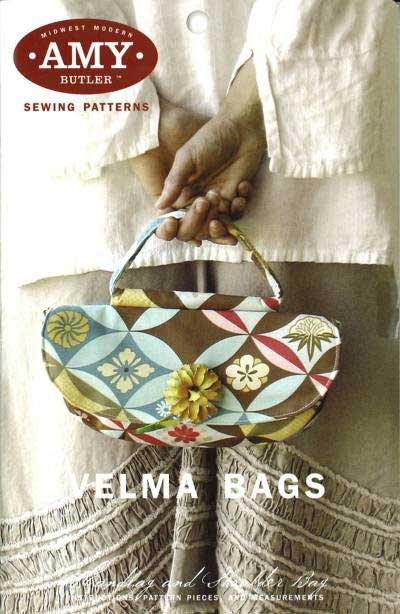 Velma Bag Pattern * - Click Image to Close