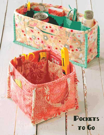 Pockets To Go Pattern - Click Image to Close