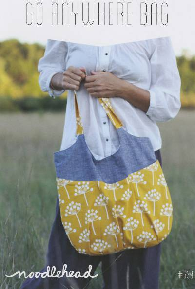 Go Anywhere Bag Pattern * - Click Image to Close