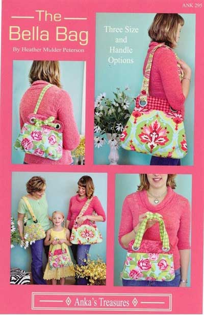 The Bella Bag Pattern - Click Image to Close