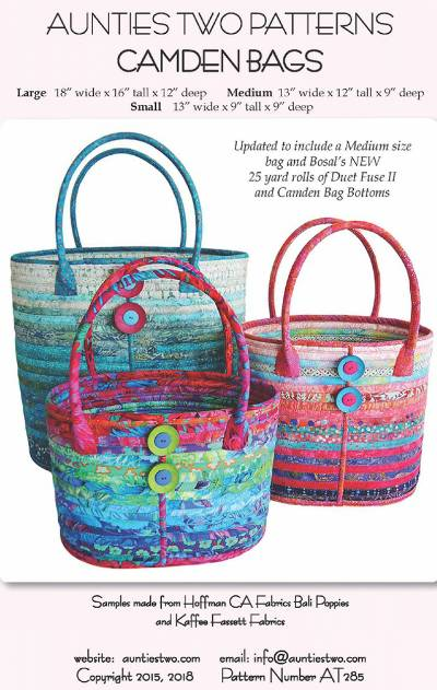 Camden Bags Pattern - Click Image to Close