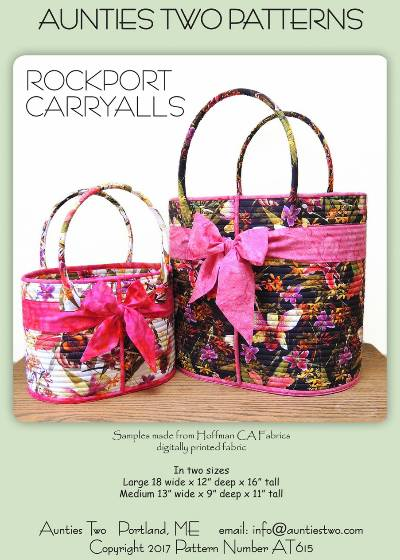 Rockport Carryalls Pattern - Click Image to Close