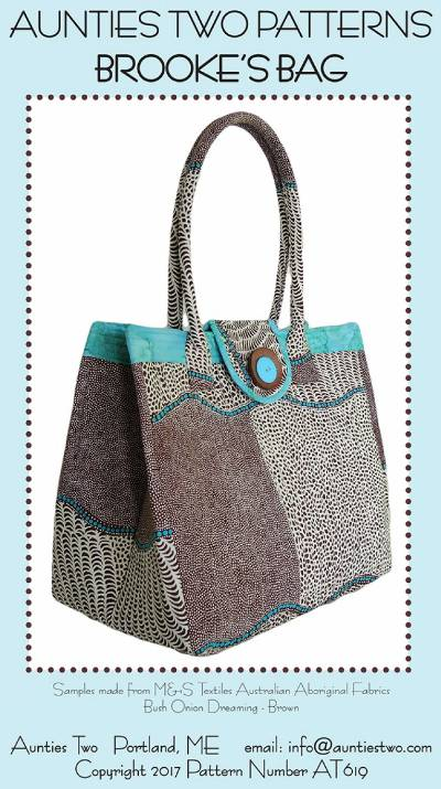 Brooke's Bag Pattern - Click Image to Close