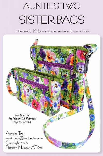 Sister Bags Pattern - Click Image to Close