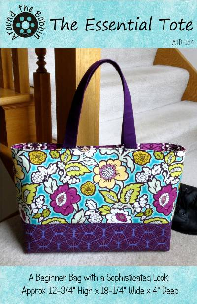 The Essential Tote Pattern - Click Image to Close