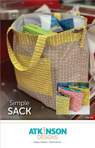Simple Sack Pattern - Click Image to Close