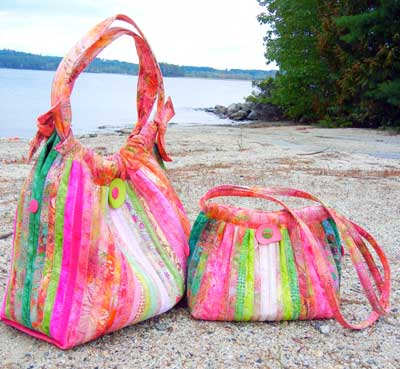 Bailey Island Hobo Bag Pattern - Click Image to Close