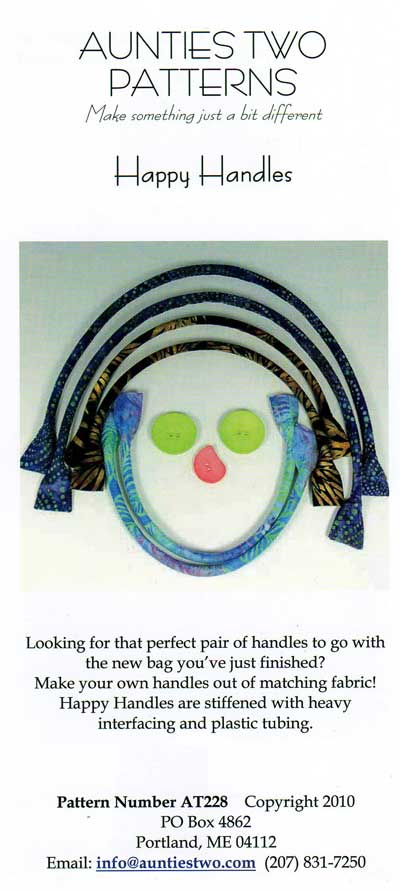 Happy Handles Pattern Kit - Click Image to Close