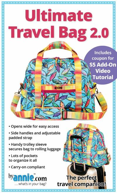Ultimate Travel Bag Pattern - Click Image to Close