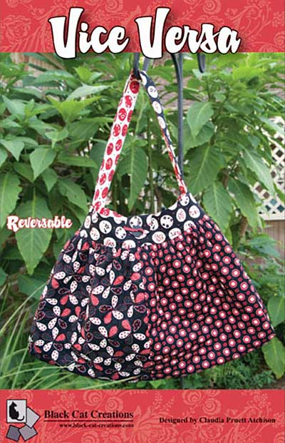 Vice Versa Bag Pattern - Click Image to Close