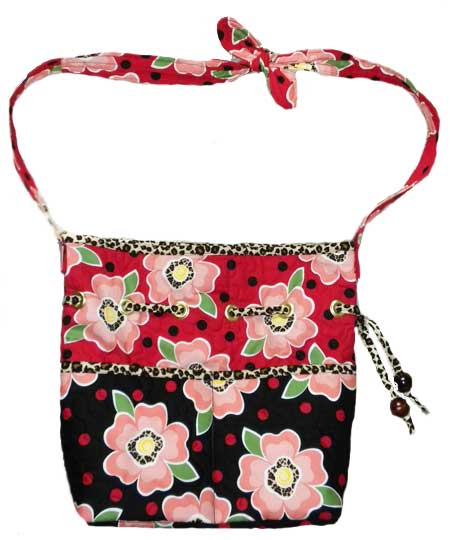 Pockets All Around Bag Pattern - Click Image to Close