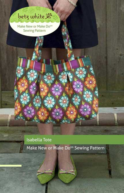 Isabella Tote Pattern - Click Image to Close