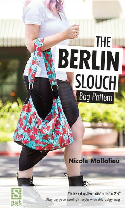 The Berlin Slouch Bag Pattern - Click Image to Close