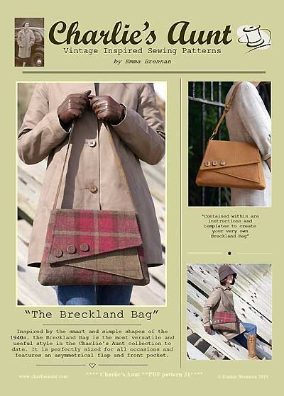 Breckland Bag Pattern * - Click Image to Close