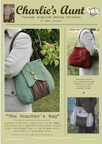 The Poacher's Bag Pattern * - Click Image to Close