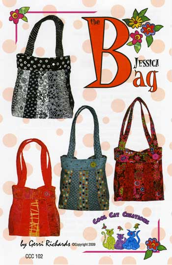 Jessica Bag Pattern - Click Image to Close