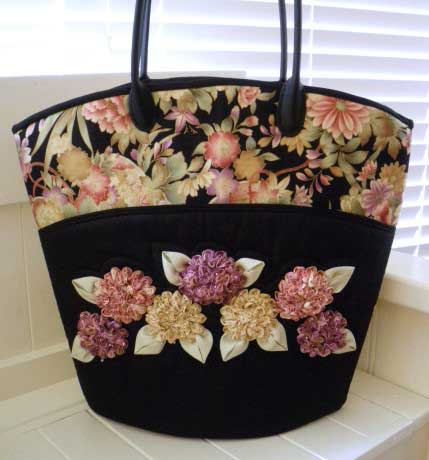 Classic Pocket Tote Pattern - Click Image to Close