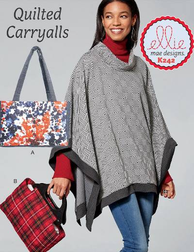 Quilted Carryalls Pattern * - Click Image to Close
