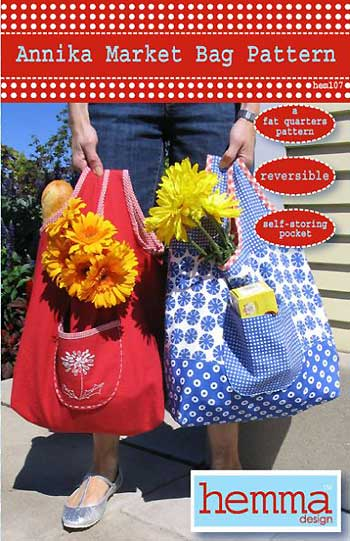 Annika Market Bag Pattern - Click Image to Close