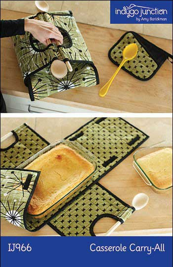Casserole Carry-All Pattern - Click Image to Close