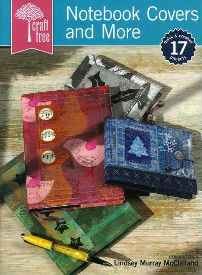 Notebook Covers and More Pattern Booklet - Click Image to Close