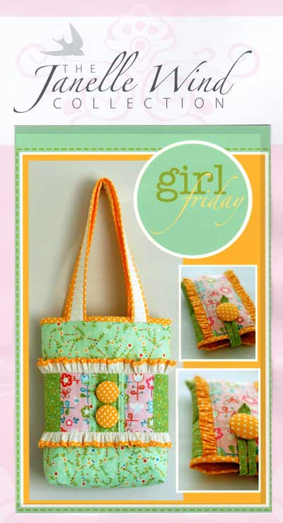 Girl Friday Bag Pattern - Click Image to Close