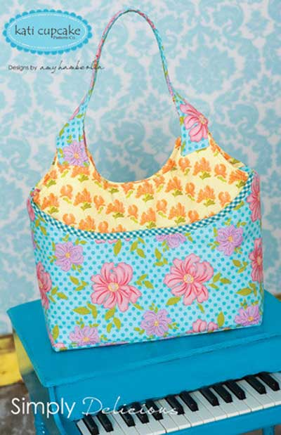 Simply Delicious Bag Pattern * - Click Image to Close