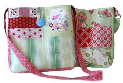 Patchy Pouch Pattern - Click Image to Close